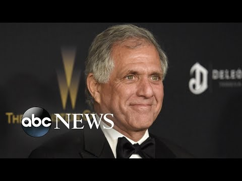 Xxx Mp4 CBS Chairman Les Moonves Faces Allegations Of Sexual Misconduct 3gp Sex