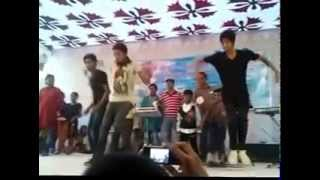Solmaid High School The Best Dancing-2014 by Tipu, Mintu & Jibon
