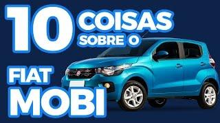 Fiat Mobi: 10 coisas sobre