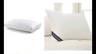 Reviews: Best Down Pillows for Side Sleepers 2018