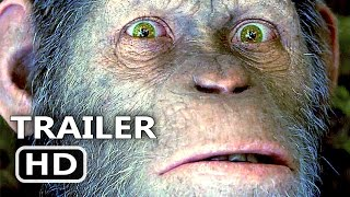 WАR FOR THE PLАNET OF THE АPES Official Trailer # 3 TEASER (2017) Action Blockbuster Movie HD