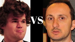 Chess Openings: Grand Prix Attack vs Sicilian defence!: Magnus Carlsen vs Topalov Notable game