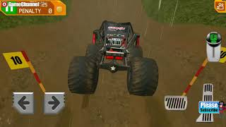 4x4 Dirt Offroad Parking / Driver Racing Simulator / 4x4 Trucks /Android Gameplay Video #3
