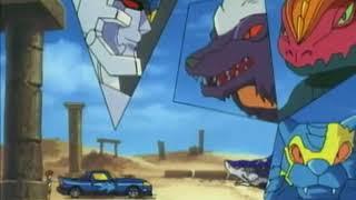 Transformers A Nova Geração - Episódio 32 - Ameaça Do Passado - Dublado