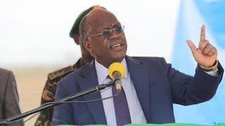 """JPM: """"Nawashangaa sana Kikwete na Mkapa, Waliwezaje"""""""