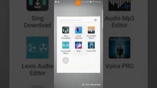 বাংলা smule - কি ভাবে কারাওকে গান mp3 করবেন,  bangla.. how to download smule sing song download mp3