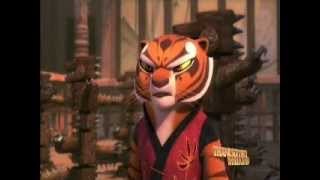 Sneezing Tigress