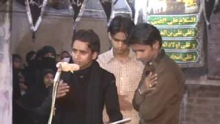 Laila Ne Kiya Syed-e-Sajjad Se Nauha | Noor-e-Islam Nagpur | 1 Rabiulauwal Nagpur Jalalpur 2010