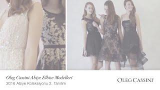 Oleg Cassini 2016 Abiye Elbise Koleksiyonu