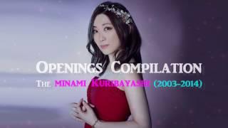 Minami Kuribayashi Anime Openings (2003-2014)