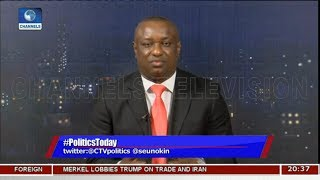 Aircraft Purchase: Buhari Acted Under The Doctrine Of Necessity - Keyamo Pt 1  Politics Today 