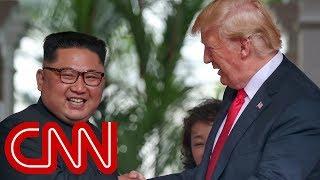 Propaganda expert analyzes Trump's video to Kim Jong Un