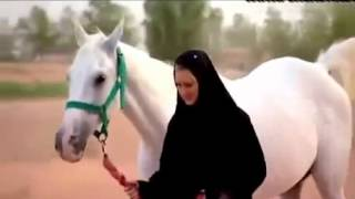 Jessica convert to Islam The women Who Loved Horses    YouTube
