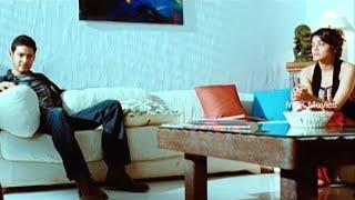 Mahesh Babu Reveals About Him To Kajal - Bussiness Man Tamil Movie Scene