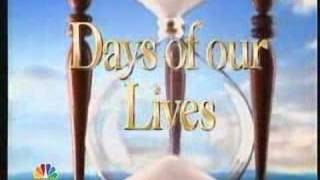 Days of Our Lives open - March 2008