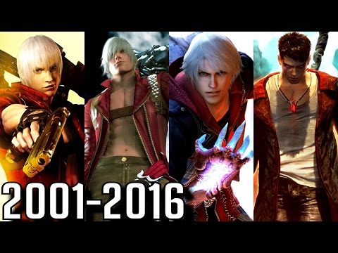 Xxx Mp4 Devil May Cry ALL INTROS 2001 2016 PS2 PS4 Xbox PC 3gp Sex