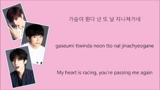 Heartbeat - Infinite f [lyrics] (Han/Rom/Eng)