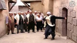 فضيحة عصام عند حماته فريال  و ابو شهاب يضرب عصام كف مرتب - من مسلسل باب الحارة الجزء الثاني