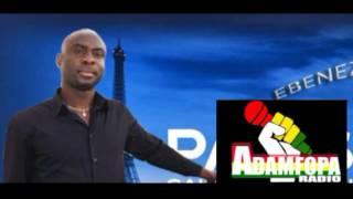 BRO KOFI NKANSAH ON ADAMFO RADIO
