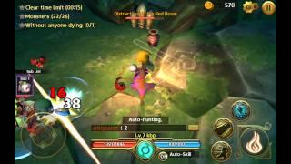Dragon Nest Labyrinth Quick Gameplay