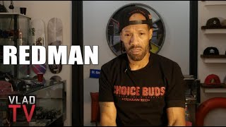 Redman on Relationship with Cesar Milan, Cesar Using His Dog
