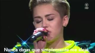 Wrecking Ball -Miley Cyrus (subtitulada en español)