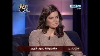 سهرة خاصة مع الفنان / حسن الرداد والفنانة / يسرا اللوزي ابطال مسلسل آدم و جميلة