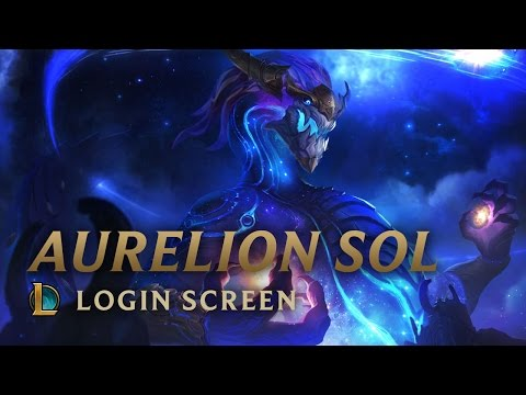 Xxx Mp4 Aurelion Sol The Star Forger Login Screen League Of Legends 3gp Sex