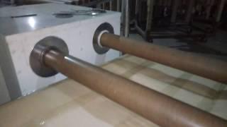 Paper Tube Hot Pressing Polishing Machine