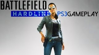 Battlefield Hardline Gameplay (PS3 HD)
