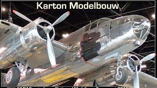 NMM Soesterberg - Nationaal Modelbouw Evenement 2015 - Karton Modelbouw