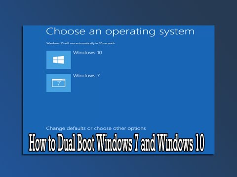 Xxx Mp4 How To Dual Boot Windows 7 And Windows 10 3gp Sex