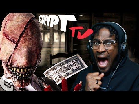 MOVIE NIGHT 13 CRYPT TV LOOK SEE Season 2 REACTION