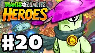 Plants vs. Zombies: Heroes - Gameplay Walkthrough Part 20 - Night Cap! (iOS, Android)