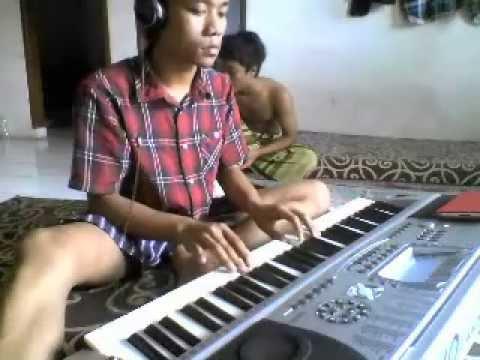 Belajar Dangdut Nurul Keyboard TECHNO T9900i