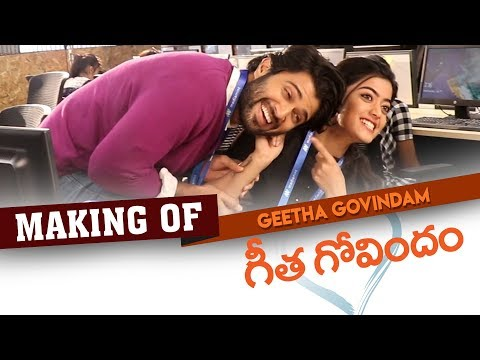 Xxx Mp4 Making Of Geetha Govindam Vijay Deverakonda Rashmika Gopi Sundar Parasuram 3gp Sex