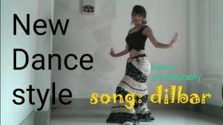 DILBAR | Satyameva Jayate | Nora Fatehi | Neha Kakkr | Belly Dance | Moitri Chatterjee