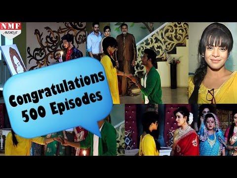 Xxx Mp4 पूरे हुए Tv Serial Thapki Pyaar Ki के 500 Episodes 3gp Sex