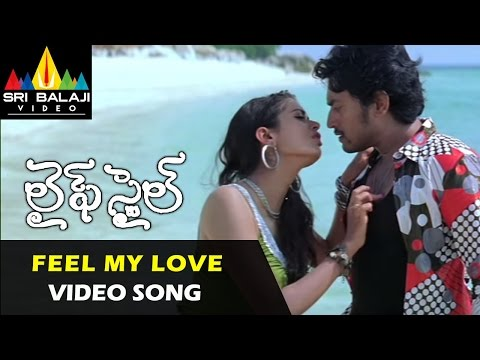 Life Style Songs | Feel My Love Video Song | Nischal, Meenakshi Dixit | Sri Balaji Video