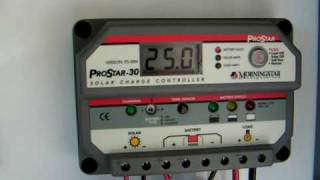Solar Charge Controller - Pro Star 30