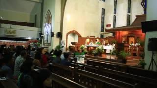 ANAK DOMBA ALLAH   Misa Kita II - Voca Servitae, 26 Juni 2016