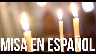 Misa en Español a Catedral San Pablo, San Diego, Domingos a la Una