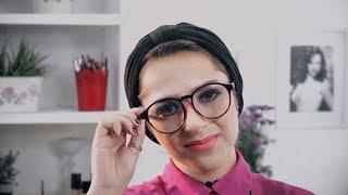 لوكس - كيفية إبراز ملامح العين من النظارة - مع ندي التركاوي
