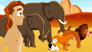 Bible Stories For Kids | Animated Bible Stories for Children