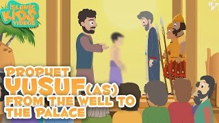 Prophet Stories | Prophet Yusuf(AS) Movie | Islamic Videos| Part - 2 | Islamic Kids Video