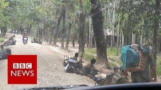 Myanmar Rakhine: Inside the closed Rakhine region - BBC News