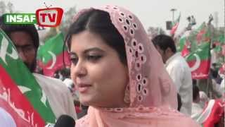 Aishwarya Rai In Pakistan Tehreek-e-Insaf Jalsa on 23rd March, 2013