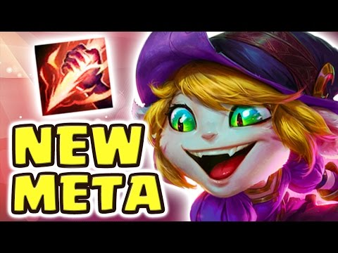 HOW IS THIS ACTUALLY OP?? NEW META | FRIEND AND I VS WORLD (BEWITCHING TRISTANA JUNGLE) - Nightblue3