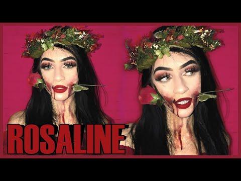Xxx Mp4 ROSELINE 🥀 TUTORIAL DE HALLOWEEN 3gp Sex