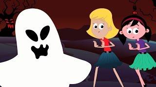 nuit de halloween | enfants rime effrayant | enfants video | Halloween Night | Halloween Rhyme